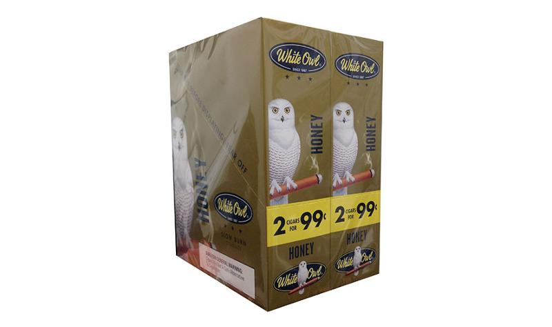 white owl foil fresh cigars