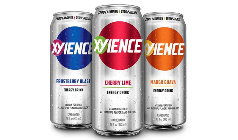 xyience drinks