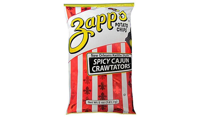 zapps spicy cajun crawtators potato chips
