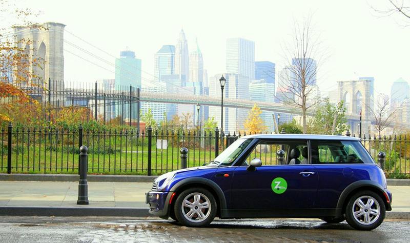 Zipcar in New York