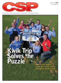 CSP Daily News Magazine CSP Magazine | August 2010 Issue
