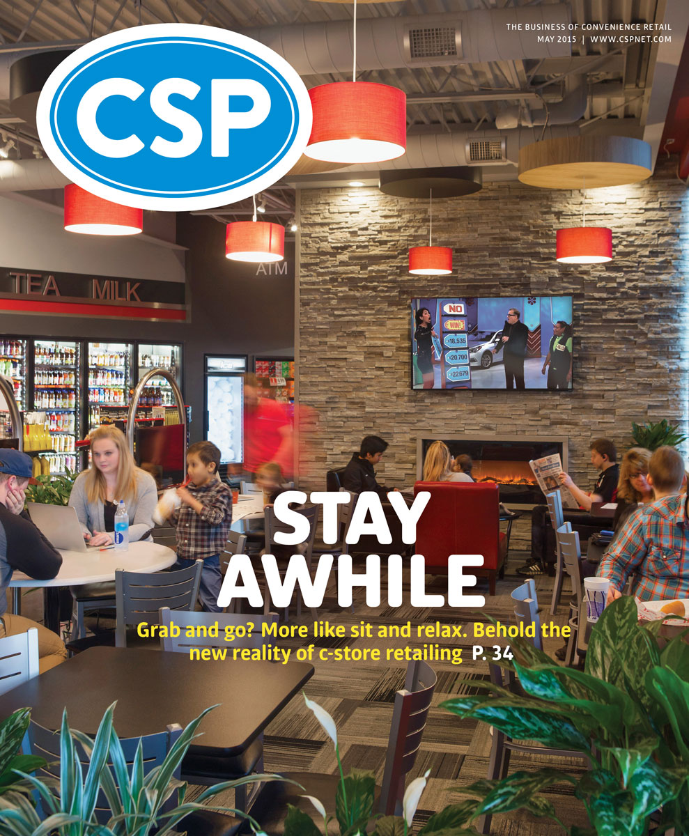 May issue CSP Magazine
