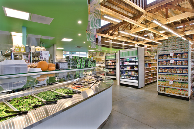 Green Zebra produce