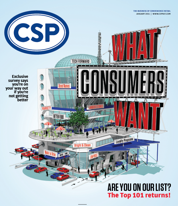 January 2015 CSP Magazine