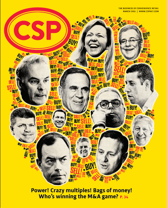 CSP Daily News Magazine CSP Magazine | March 2015 Issue