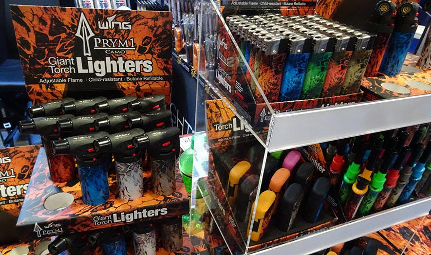 Militti Sales Lighters