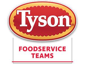 Tyson Foodservice Teams logo