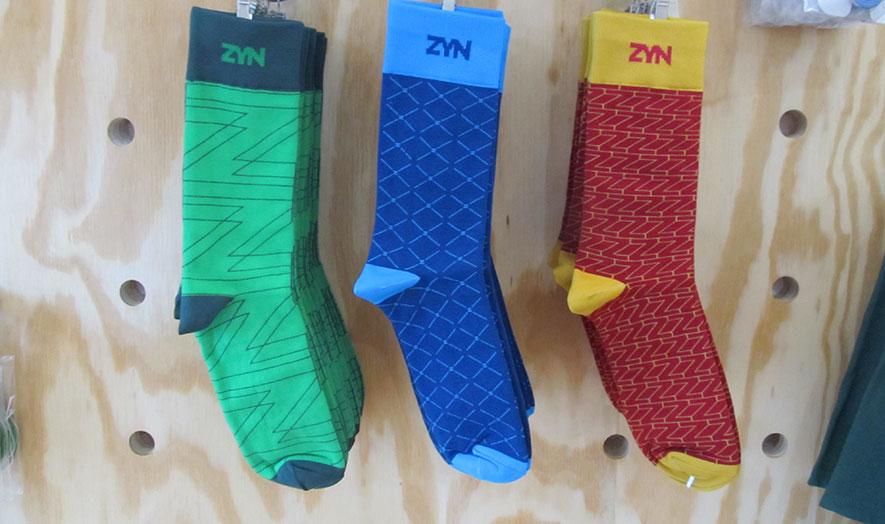 zyn socks