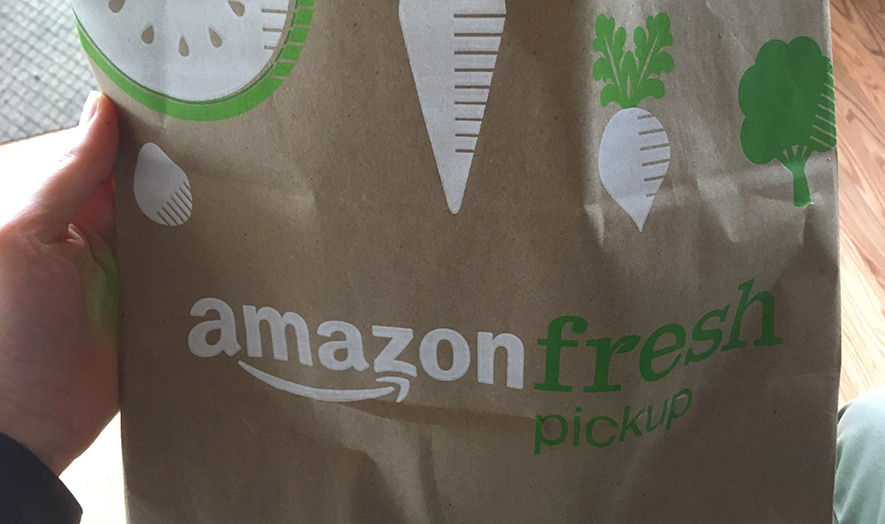 amazon pickup bag