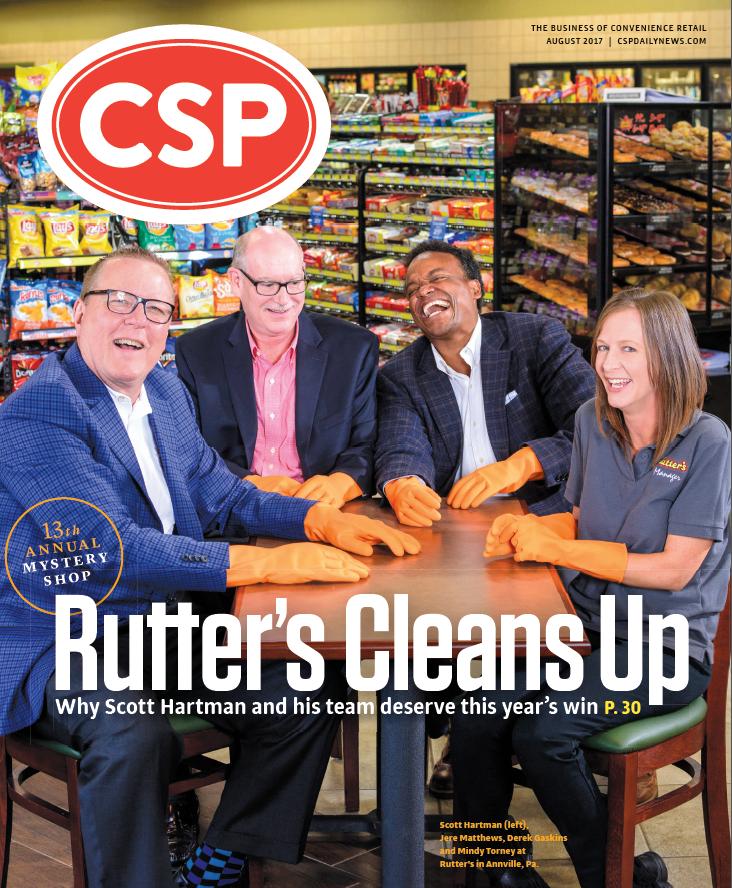 CSP Daily News Magazine CSP Magazine | August 2017 Issue