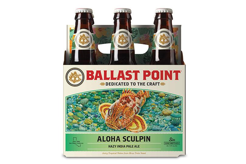 ballast point aloha