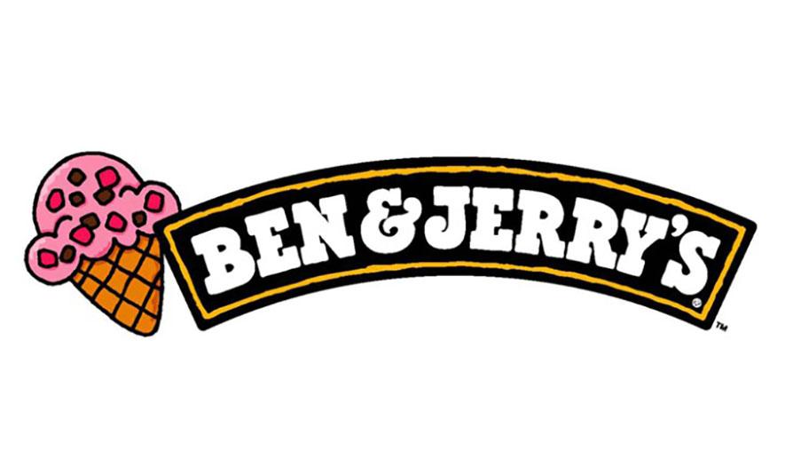 ben & jerry's logo