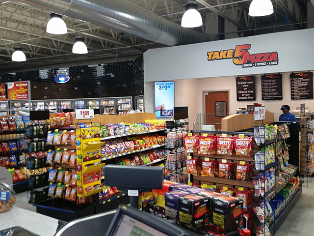 Bucky's convenience store