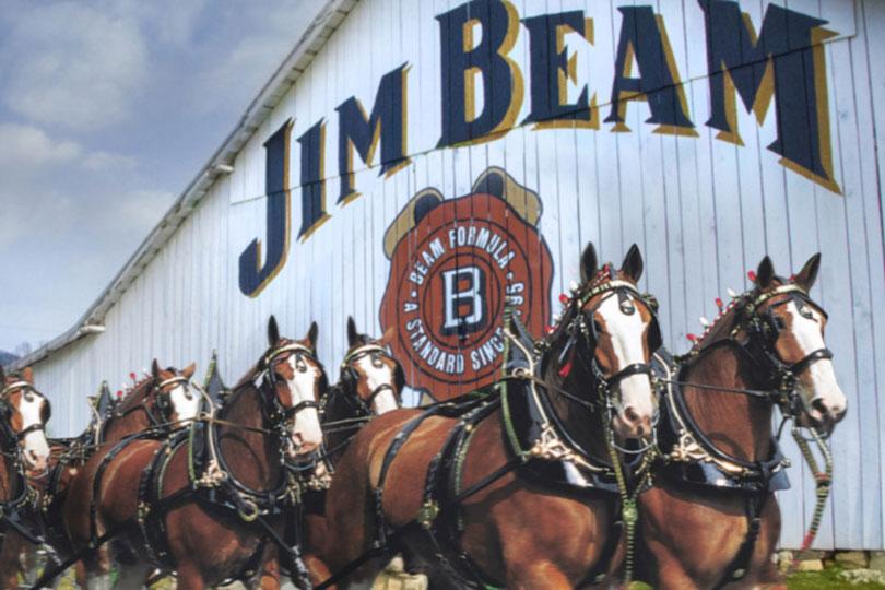 bud and jim beam