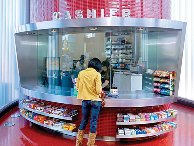 United Pacific convenience store