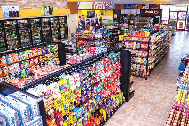 CEFCO convenience store