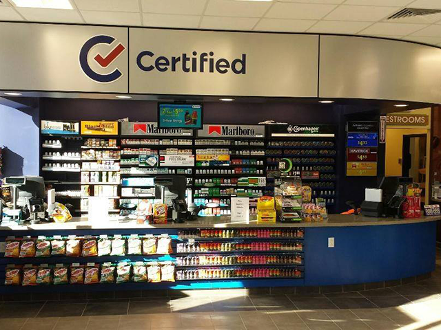 Certified convenience store