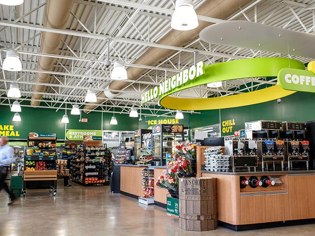 Corner Store convenience store groceries
