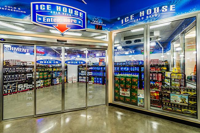 CST Brands Corner Store convenience store soda fountain
