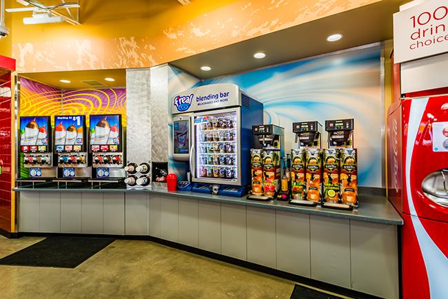 CST Brands Corner Store convenience store signature treats