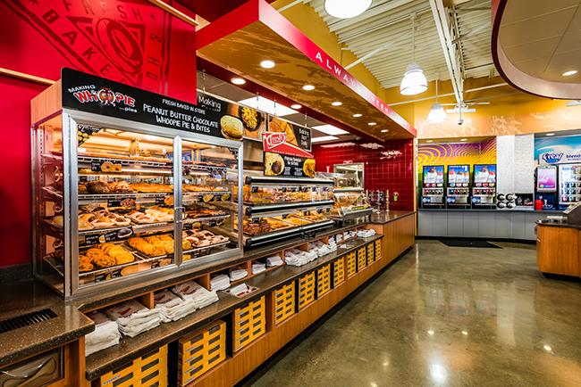 CST Brands Corner Store convenience store cold vault