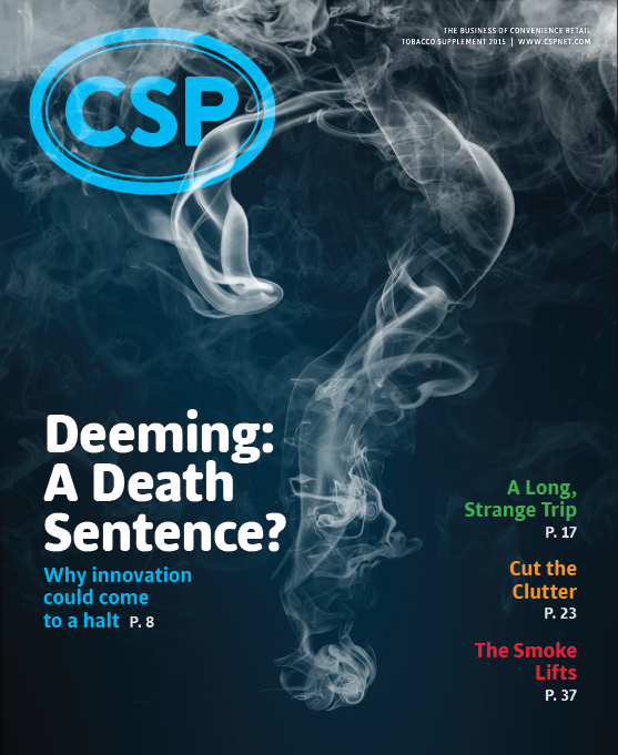 CSP Daily News Magazine CSP Magazine Special Issue | Tobacco Supplement 2015 Issue