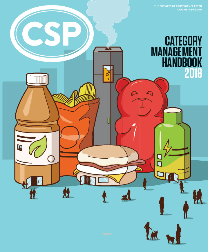 CSP Daily News Magazine CSP Category Management Handbook | April 2018 Issue