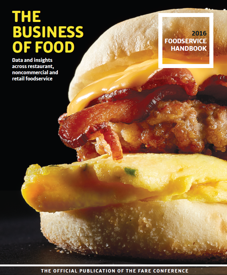 CSP Daily News Magazine CSP Special Issue (2016 Foodservice Handbook) | June 2016 Issue