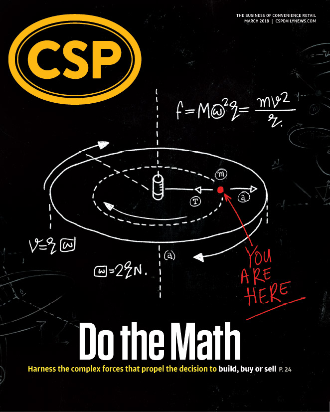 March 2018 issue of CSP Magazine