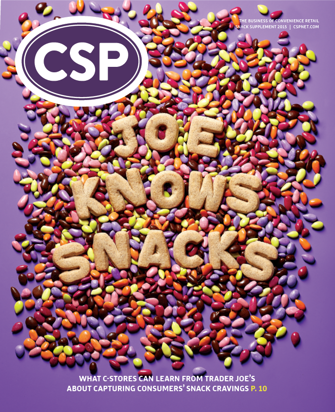 CSP Daily News Magazine CSP Magazine Special Issue | Snacks Supplement 2015 Issue