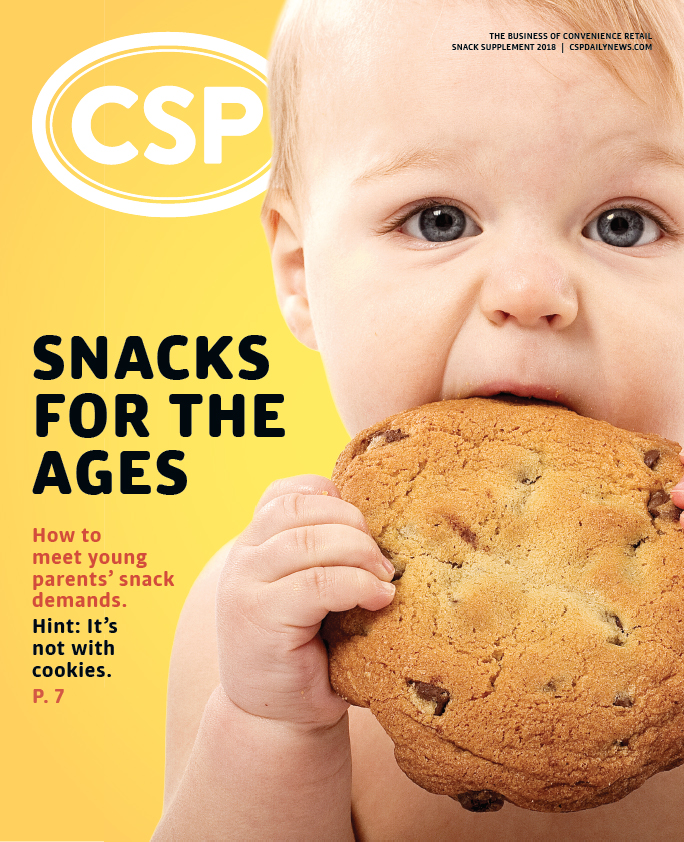 CSP Daily News Magazine CSP Magazine Special Issue | Snacks Supplement 2018 Issue