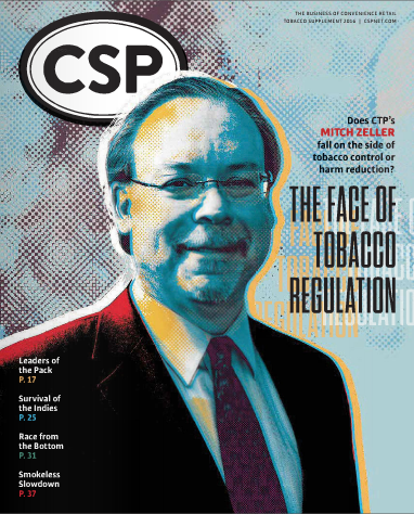 CSP Spring Tobacco Supplement 2016
