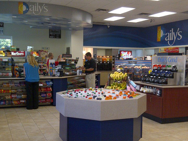 Daily's Convenience Stores 2015