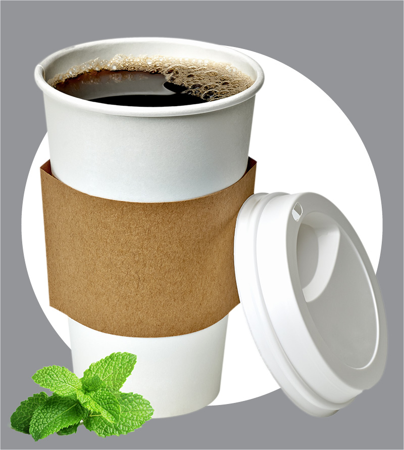 Thin Mints Flavored Coffee