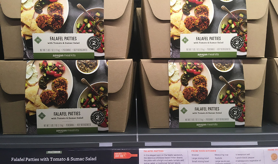 amazon go falafel patties