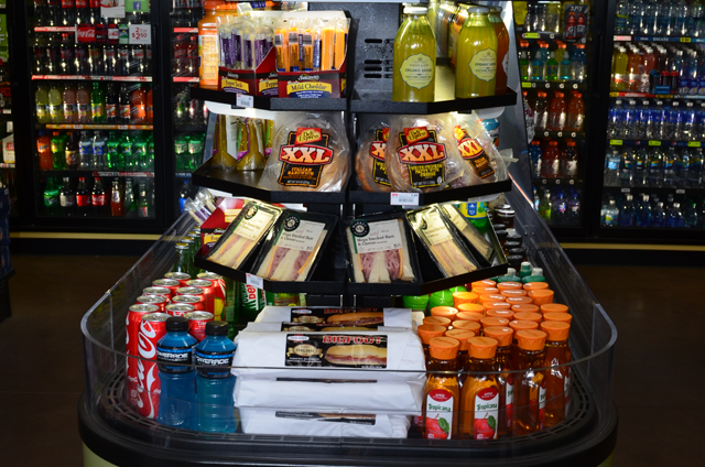 Fillinup convenience store leadership
