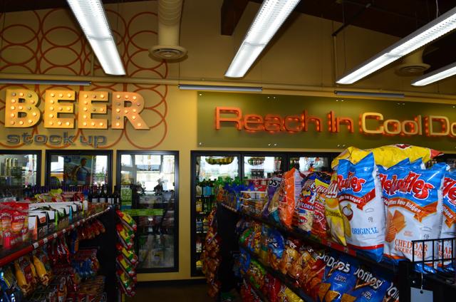 Fillinup convenience store general merchandise