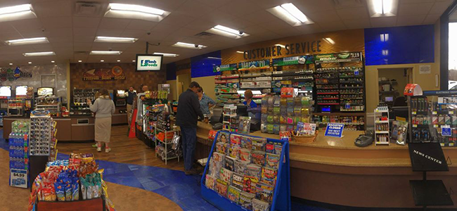 Flash Foods convenience store 3