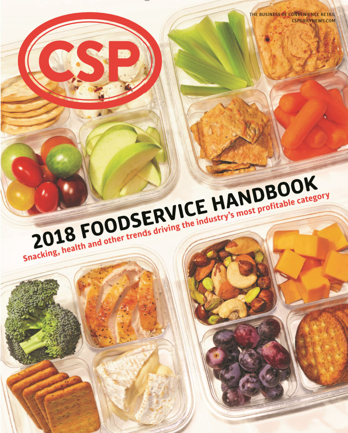 CSP Daily News Magazine CSP Special Issue (2018 Foodservice Handbook) | June 2018 Issue