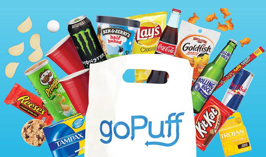 Image result for goPuff
