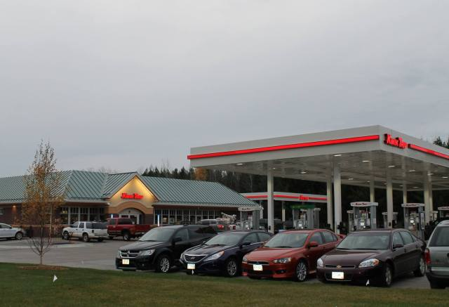 New Convenience-Store Roundup November 2015 Kwik Trip, Hinkley, Minn.