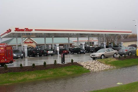 New Convenience-Store Roundup November 2015 Kwik Trip, Menasha, Wis.