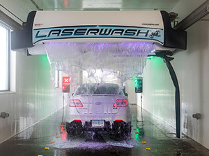 PDQ laser washer