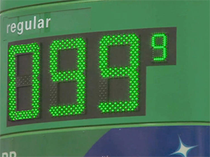 99 cent gas prices