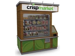 Outerwall Crisp Market Redbox