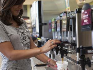 Cumberland Farms coffee