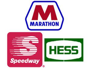 Marathon Speedway Hess