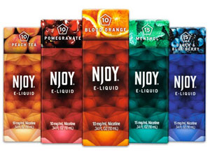 NJOY Ranked No. 1 in Vaping Retail Sales
