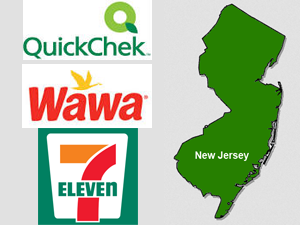 QuickChek, Wawa, 7-Eleven growing in New Jersey