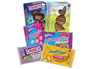 Nestle Peanuts Easter candy (CSP Daily News / Convenience Stores / Gas Stations)